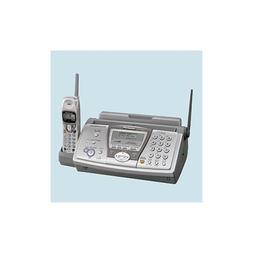 fax cordless phone answering machine