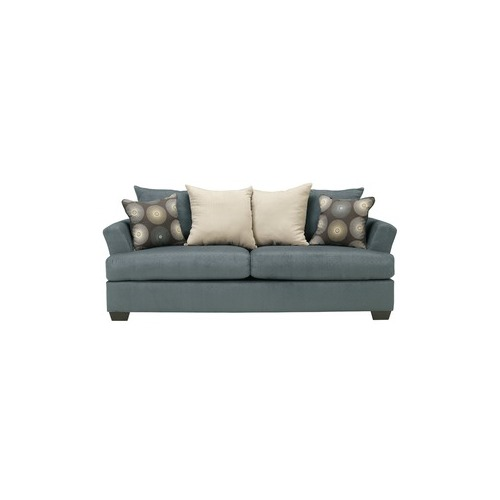 Flash furniture blue turquoise sofa flsfsd2289sofindgg - Turquoise sofa ...