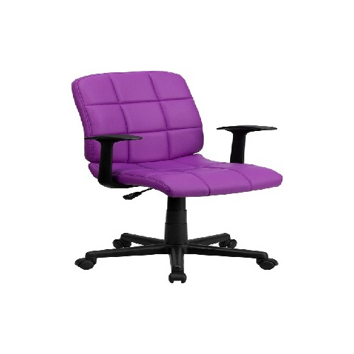Flash Furniture Purple fice Chair FLSGO PURAGG