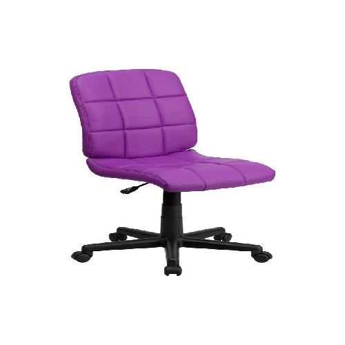 Flash Furniture Purple fice Chair FLSGO PURGG