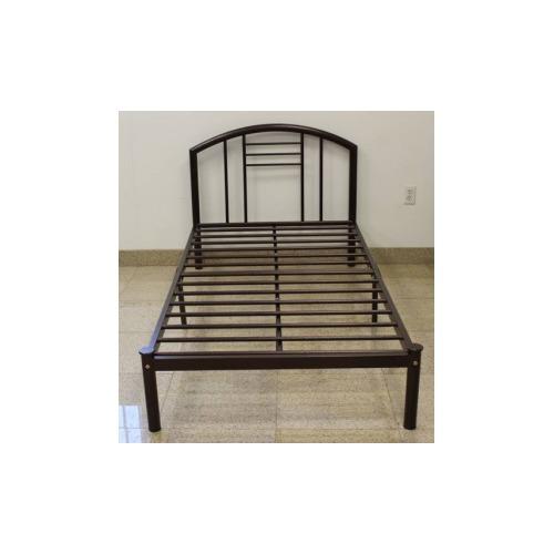 hodedah import queen metal bed hoahi813queenbronze. Black Bedroom Furniture Sets. Home Design Ideas